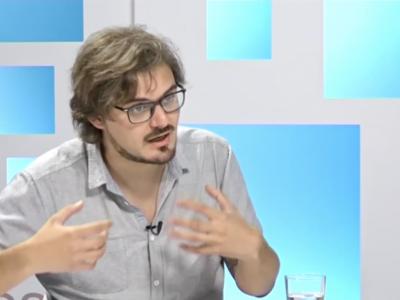 Entrevista de Canal Blau a Alejandro Conde